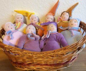 waldorf babák